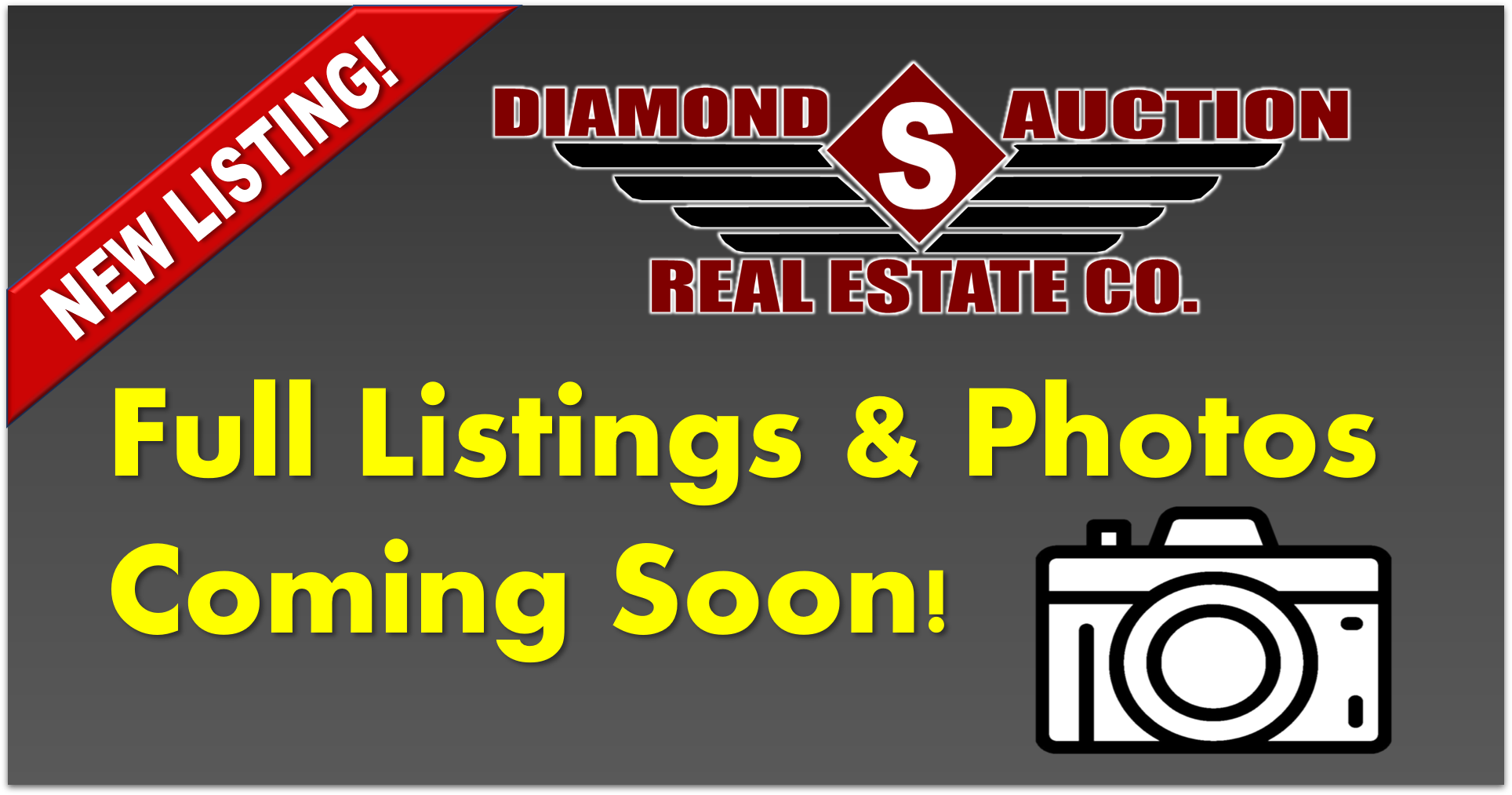 Listing & Photos Coming Soon!