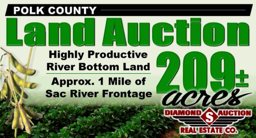 Polk County Land Auction
