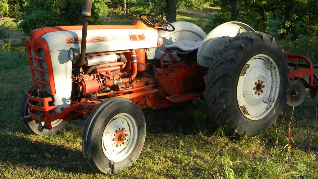 Ford tractor 005