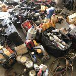 Construction Equipment Liquidation Auction