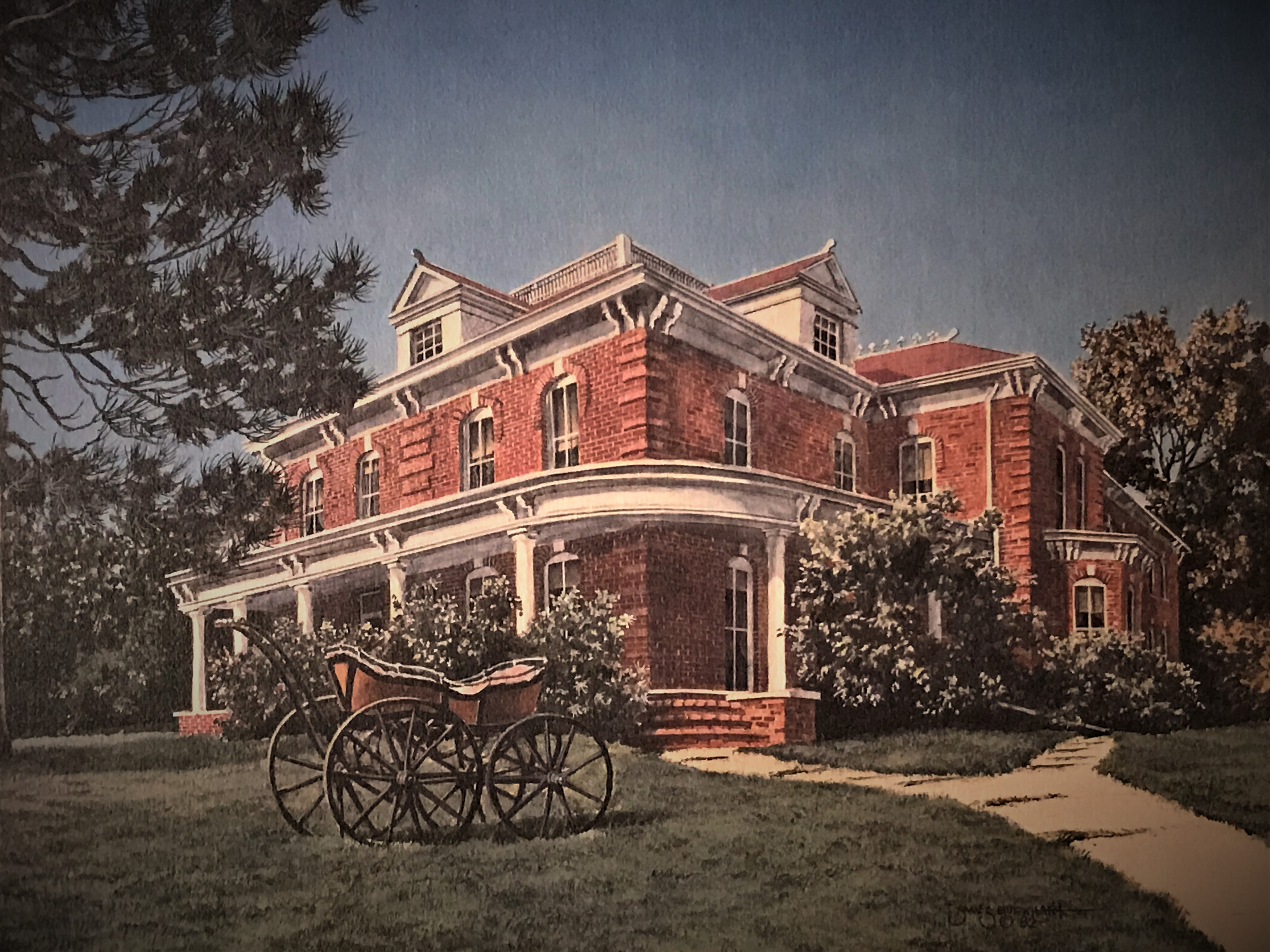 Dunnegan-Wainscott Estates   Historic Real Estate & Estate Auction  (3 Days)
