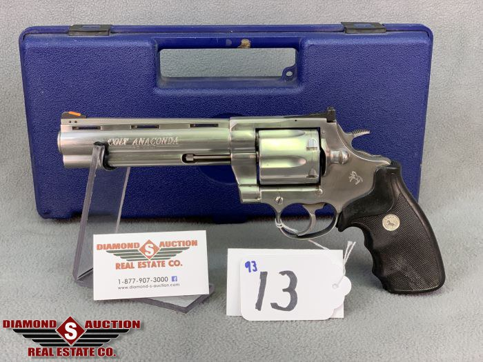 2-DAY PRIVATE COLLECTION FIREARMS AUCTION – OVER 500