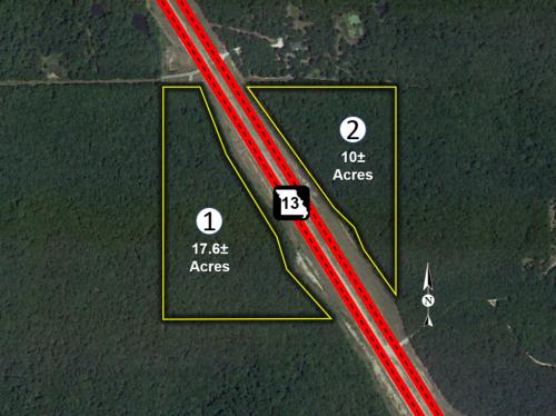 Parcel 6 Map